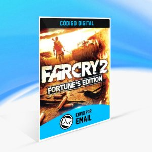 Far Cry 2 Fortune's Edition UPLAY - PC KEY