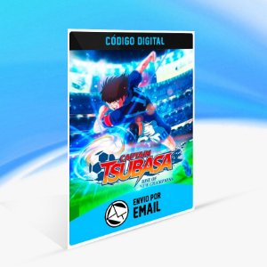Captain Tsubasa: Rise of New Champions - Nintendo Switch Código 16 Dígitos
