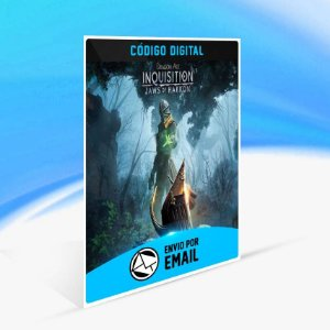 Dragon Age: Inquisition - Mandíbulas de Hakkon ORIGIN - PC KEY
