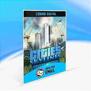 Cities: Skylines - Deluxe Upgrade Pack ORIGIN - PC KEY