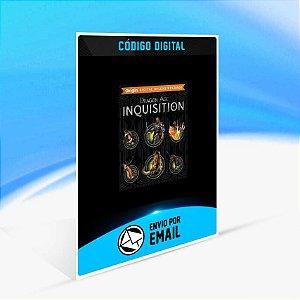 Atualização para Dragon Age: Inquisition Edição Deluxe ORIGIN - PC KEY