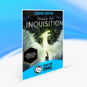 Pacotes Multiplayer Platinum de Dragon Age Inquisition - 5.600 de platina para Dragon Age multiplayer ORIGIN - PC KEY