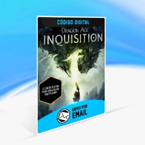 Pacotes Multiplayer Platinum de Dragon Age Inquisition - 11.500 de platina para Dragon Age multiplayer ORIGIN - PC KEY