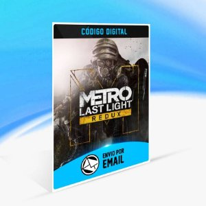 Metro Last Light Redux ORIGIN - PC KEY