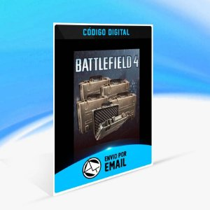 Battlefield 4 - 5x Pacotes de Batalha Prata ORIGIN - PC KEY