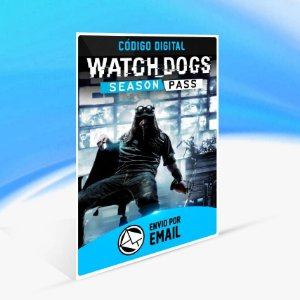 Season Pass do Watch_Dogs ORIGIN - PC KEY