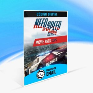 Need for Speed Rivals Pacote do Filme - Policiais ORIGIN - PC KEY