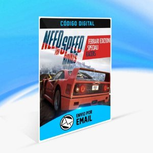 Need for Speed Rivals Ferrari Edizioni Speciali Corredores ORIGIN - PC KEY