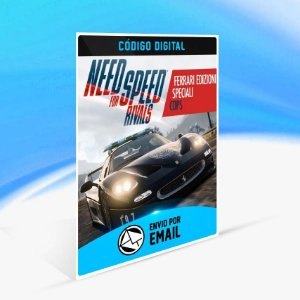 Need for Speed Rivals Ferrari Edizioni Speciali Policiais ORIGIN - PC KEY