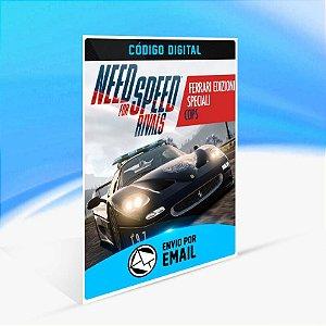Need for Speed Rivals Ferrari Edizioni Speciali Policiais ORIGIN - PC KEY