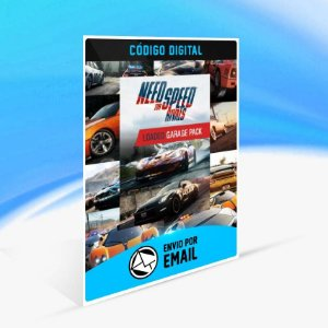 Pacote Loaded Garage de Need for Speed Rivals ORIGIN - PC KEY