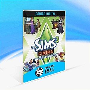 The Sims 3 Cinema Coleção de Objetos ORIGIN - PC KEY