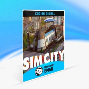 SimCity - CONJUNTO DIRIGÍVEIS ORIGIN - PC KEY