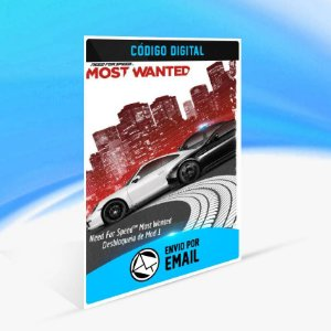 Need For Speed Most Wanted Desbloqueio de Mod 1 ORIGIN - PC KEY