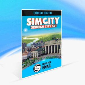 Conjunto de Cidade Alemã ORIGIN - PC KEY