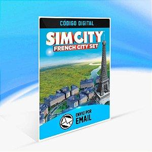 Conjunto Cidade Francesa ORIGIN - PC KEY