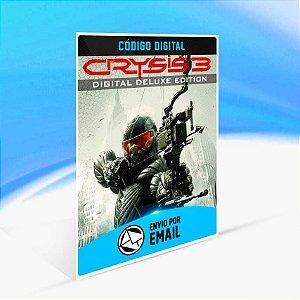 Pacote Digital Deluxe Upgrade Crysis 3 ORIGIN - PC KEY