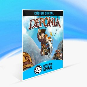 Deponia ORIGIN - PC KEY