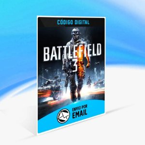 Itens Promocionais do Battlefield 3 ORIGIN - PC KEY