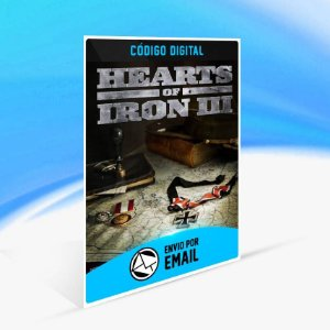 Hearts of Iron III ORIGIN - PC KEY