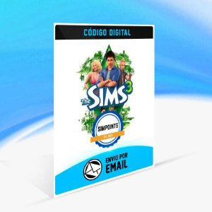 SimPoints de The Sims 3 - 24.360 SimPoints ORIGIN - PC KEY