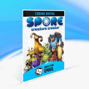 Criador de Criaturas do SPORE ORIGIN - PC KEY