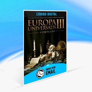 Europa Universalis III Complete ORIGIN - PC KEY