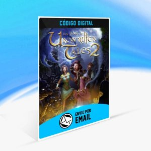 The Book of Unwritten Tales 2 Edição Standard ORIGIN - PC KEY