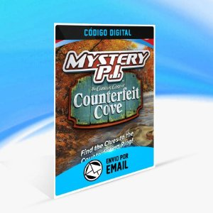 Mystery P.I. - The Curious Case of Counterfeit Cove ORIGIN - PC KEY