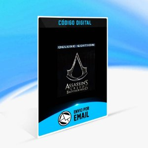 Assassin's Creed: Brotherhood Edição Digital Deluxe ORIGIN - PC KEY