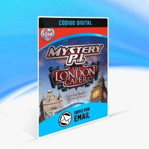 Mystery P.I. – The London Caper ORIGIN - PC KEY