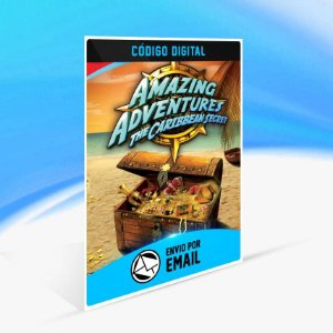 Amazing Adventures The Caribbean Secret ORIGIN - PC KEY
