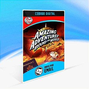 Amazing Adventures Around the World ORIGIN - PC KEY