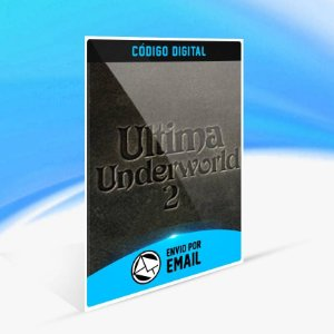 Ultima Underworld 2 ORIGIN - PC KEY