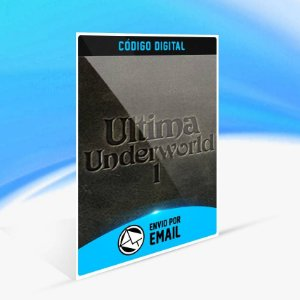 Ultima Underworld 1 ORIGIN - PC KEY