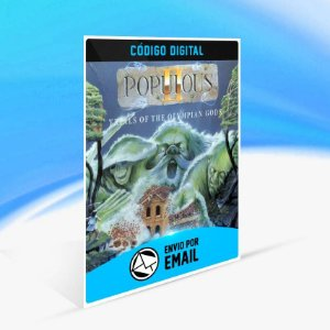 Populous II: Trials of the Olympian Gods ORIGIN - PC KEY