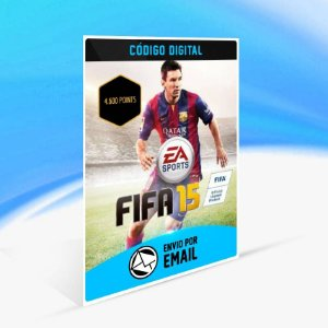 FIFA 15 POINTS 4.600 ORIGIN - PC KEY