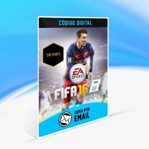 FIFA 16 POINTS 500 ORIGIN - PC KEY