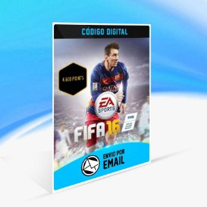 FIFA 16 POINTS 4.600 ORIGIN - PC KEY