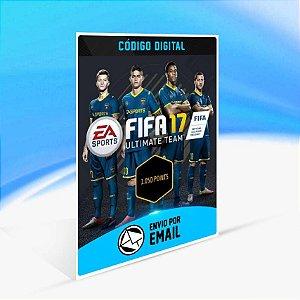 FIFA 17 POINTS 1.050 ORIGIN - PC KEY