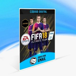 FIFA 18 POINTS 1.600 ORIGIN - PC KEY
