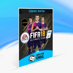 FIFA 18 POINTS 12.000 ORIGIN - PC KEY