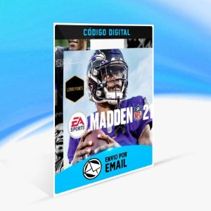 MADDEN NFL 21 - 12.000 Madden Points ORIGIN - PC KEY