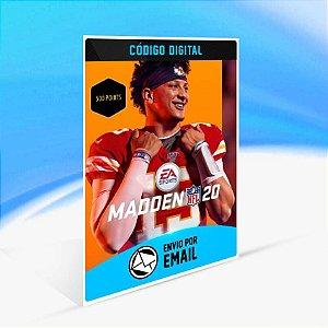 MADDEN NFL 20 - 500 Madden Points ORIGIN - PC KEY