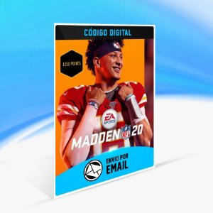 MADDEN NFL 20 - 1.050 Madden Points ORIGIN - PC KEY