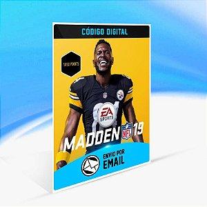 Madden NFL 19 Pacote de 5.850 MUT Points ORIGIN - PC KEY