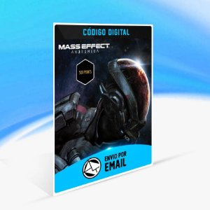 Pontos de Mass Effect Andromeda - 500 Points ORIGIN - PC KEY