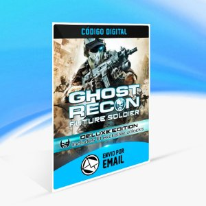 Tom Clancy's Ghost Recon  Future Soldier Digital Deluxe Edition UPLAY - PC KEY