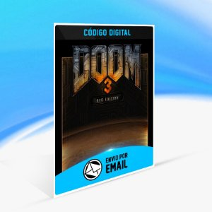 DOOM 3 BFG Edition STEAM - PC KEY
