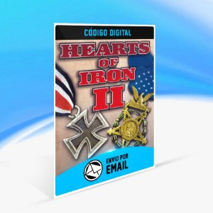 Hearts of Iron 2 Collection STEAM - PC KEY